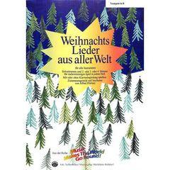 Siebenhüner Musikverlag Weihnachten Welt Trumpet