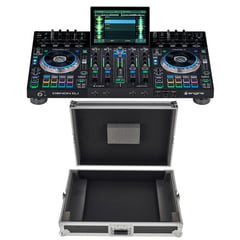 Denon DJ Prime 4 Flight Case Bundle