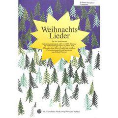 Siebenhüner Musikverlag Weihnachtslieder Tenor Sax