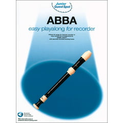 Wise Publications Abba Easy Playalong Recorder