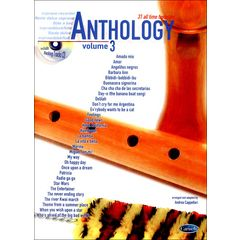 Edition Carisch Anthology Recorder Vol.3