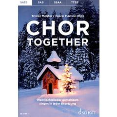 Schott Chor Together Christmas SATB
