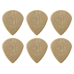 Dunlop Nylon Max Grip Jazz III 6 Pack