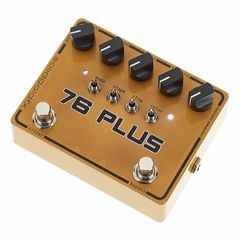 Solid Gold FX 76 Plus Octave Fuzz & Filter