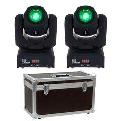 Eurolite LED TMH-17 Spot Movinghead Set