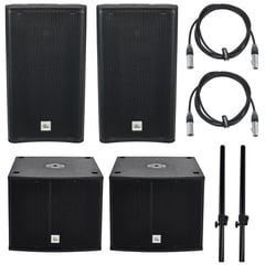 the box pro Achat 112 Sub A & DSP108 Set