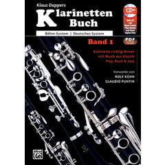 Alfred Music Publishing Klarinettenbuch Vol.1