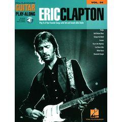Hal Leonard Guitar Play-Along Eric Clapton