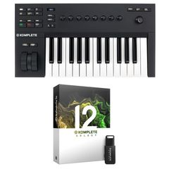 Native Instruments Komplete Kontrol A25 Select