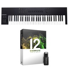 Native Instruments Komplete Kontrol A61 Select
