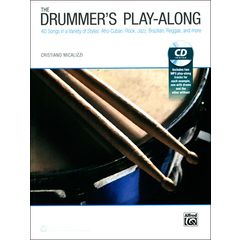Alfred Music Publishing The Drummer's Play-Along