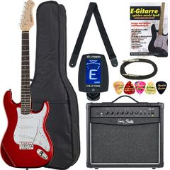 Thomann Guitar Set G2 CA Red