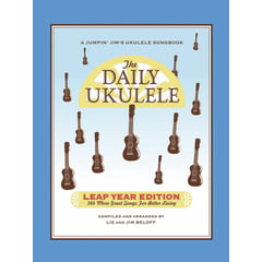Hal Leonard The Daily Ukulele Leap Year