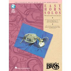 Hal Leonard Canadian Brass Easy Horn