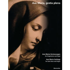 Bärenreiter Ave Maria, gratia plena