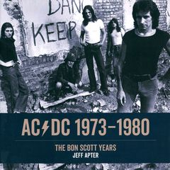 Edition Olms Jeff Apter AC/DC 1973-1980