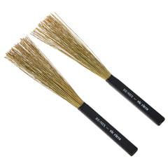 Vic Firth RM1 Remix Brushes Broomcorn