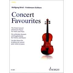 Schott Concert Favourites Violin