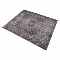 Drum N Base Vintage Drum Rug Grey