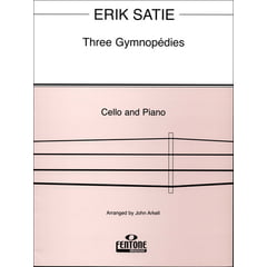 Fentone Music Satie Three Gymnopedies Cello