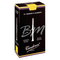 Vandoren Black Master Bb-Clarinet 5+