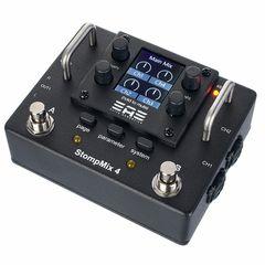 Elite Acoustics Stompmix X4 Pedal Mixer