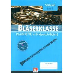 Helbling Verlag Leifaden Bläserklasse Clar 1