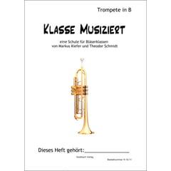Goldbach Verlag Klasse musiziert Trumpet