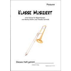 Goldbach Verlag Klasse musiziert Trombone