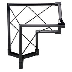 Stageworx Deco Truss 2-Way 90° Corner