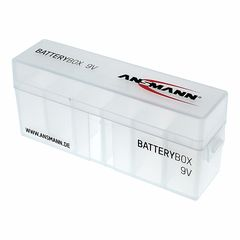 Ansmann BatteryBox 9V