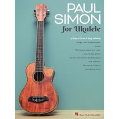 Hal Leonard Paul Simon For Ukulele