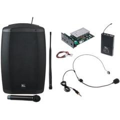 the box MBA120W MKII Bodypack Bundle