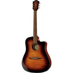 Fender Limited FA-325CE Mocha Burst