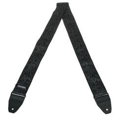 Dunlop Jacquard Strap - Black Thistle