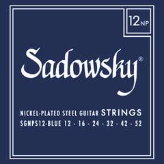 Sadowsky Blue Label  NPS 012-052
