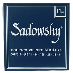 Sadowsky Blue Label  NPS 011-048