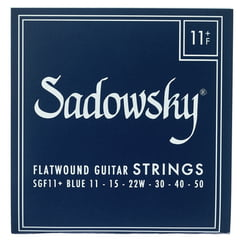 Sadowsky Blue Label  Steel FLW 011-050