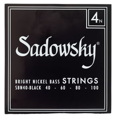 Sadowsky Black Label SBN 40-100