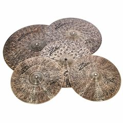 Zultan 20th Anniversary Cymbal Set
