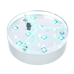 Eurolite LED Puck Light multicolor