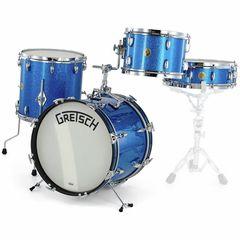 Gretsch Broadkaster VB Jazz Blue Spkl.