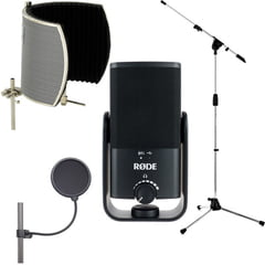 Rode NT-USB Mini Micscreen Bundle