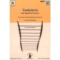 Saxline Edition Tonleitern mit Spaß Tenor Sax