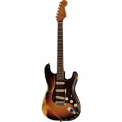 Fender 60 Strat Roasted F3TS HvyRelic