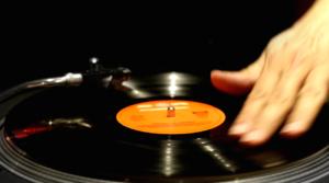 Giradiscos para DJ