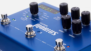 Pedales de efectos de modulación