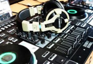 DJ-Abteilung