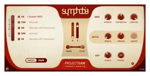 Project Sam Symphobia 1+2 Duo Pack