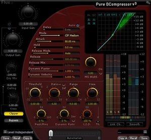 Flux Pure DCompressor v3